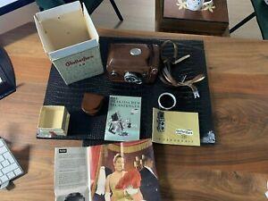 Rollei-Rolleiflex-2-8-mit-Zeiss-2-8-80mm-Ovp-Collectors-Sammlerstueck-Kamera