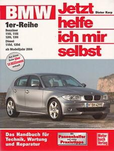Reparatur-handbuch PräZise Bmw 1er E87 Reparaturanleitung Jetzt Helfe Ich Mir Selbst Bücher