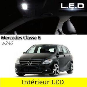 Kit-16-ampoules-a-LED-pour-l-039-eclairage-interieur-Mercedes-Classe-B-W246