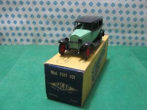 RARE-Vintage-FIAT-mod-521-Chiusa-1-32-Ingap-in-scatola-originale