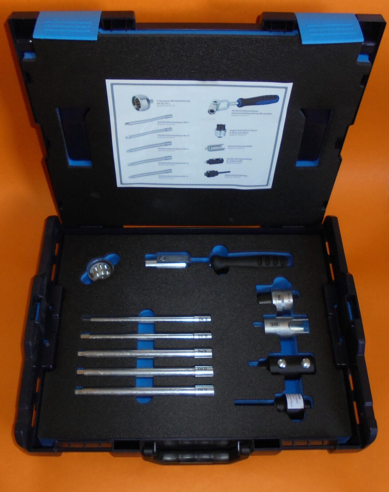 Box Koffer Werkzeugkoffer Sanitär Fertigmontage   9394765