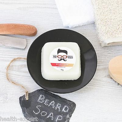 Mo Bro's - Winter Spice Premium Beard & Skin Soap, Conditioner & Wash 80g