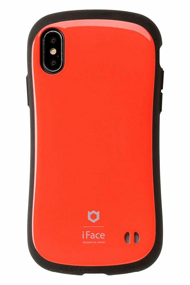 iFace First Class Standard iPhone XS Max case [Red] JAPAN