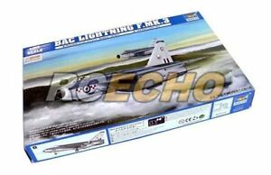 TRUMPETER-Aircraft-Model-1-72-BAC-LIGHTNING-F-MK-3-Scale-Hobby-01635-P1635