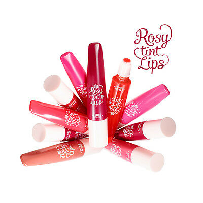 ETUDE HOUSE ®  Rosy Tint Lips 2PCS - 8 Colors