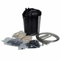 Zoo Med Turtle Clean External Canister Filter For Turtle Habitats Up 50 Gallons
