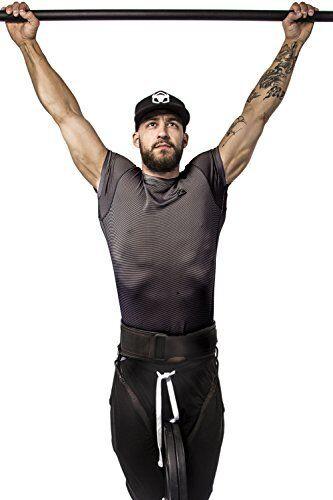 Large Weight Lifting Belt Advanced Dip Belt Pullup Squat Multifunction Versatile