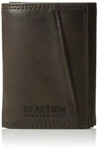Kenneth-Cole-Reaction-Homme-RFID-Bloquant-Trifold-Securite-Portefeuille-31KC110001