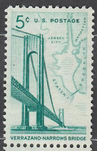 Estados Unidos - Correo 1964 Yvert 774 ** Mnh  Puente