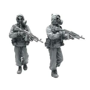 LAS-13-1-35-Soldier-in-Action-Tactical-Machine-Gun-Resin-Scale-Model-New
