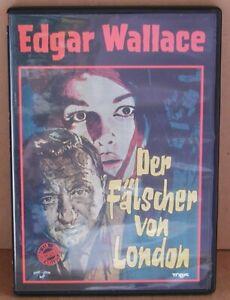 DVD Edgar Wallace - Der Fälscher von London - FSK 12