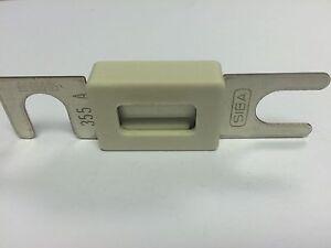 SIBA 90 058 05 355A Fork Lift Fuse 9005805.355 Battery Vehicle AutomotiveJPSF258