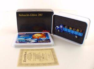 Schuco-D-05672-Boxset-Piccolo-Christmas-Special-2003-Krupp-Pritsche-746