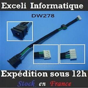 Conector-Jack-De-Cc-Cable-DW278-Toshiba-Satellite-A105-S2001-ALTA-CALIDAD