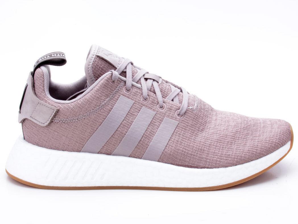 Adidas nm Brillow u r2 cq2399 Grå Grå Grå -vit  förstklassig kvalitet