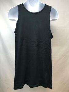 New Minor Flaw Orlando Magic Youth Size XL (18) Black Adidas Tank Top
