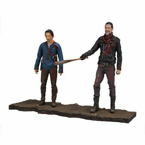 McFARLANE TOYS WALKING DEAD TV SERIES 8 SET OF 5 ACTION FIGURES IN STOCK!