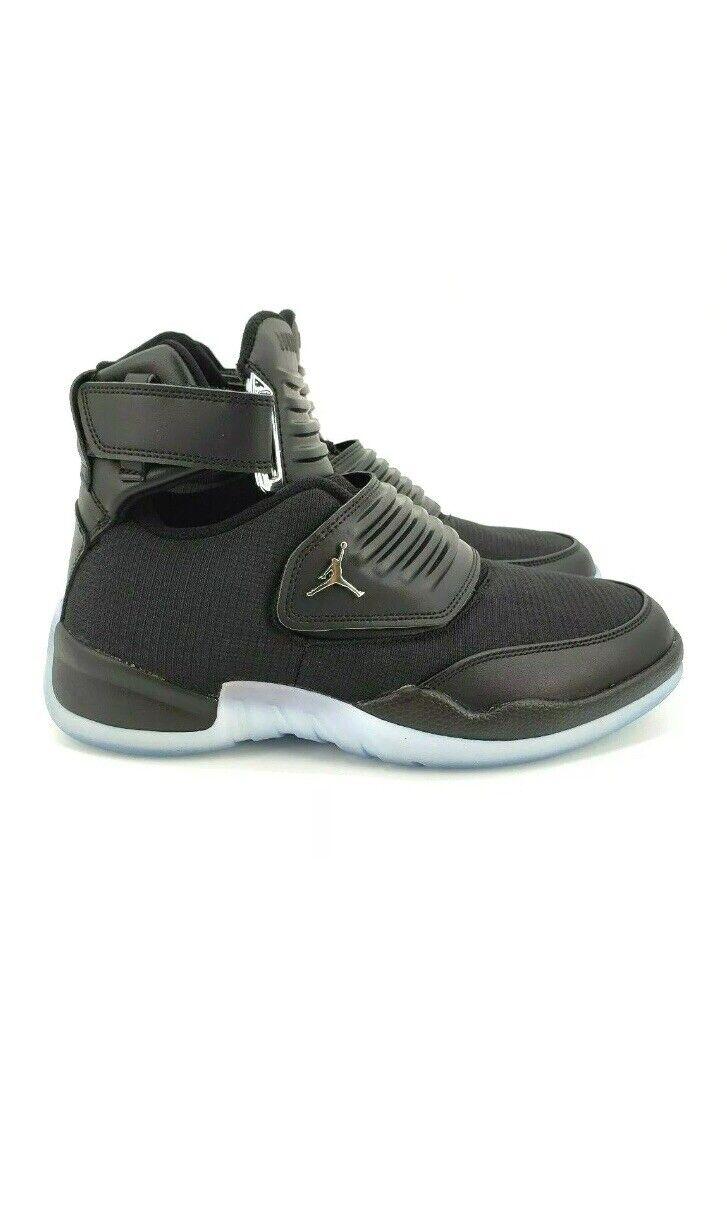 Nike Air Jordan Generation 23 Basketball shoes Black AA1294-010 Mens Size 9 NEW