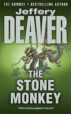 """AS NEW"" The Stone Monkey: Lincoln Rhyme Book 4 (Lincoln Rhyme Thrillers), Deave"
