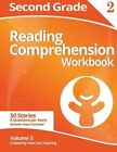 Second Grade Reading Comprehension Workbook: Volume 3 by Have Fun Teaching (Paperback / softback, 2014)