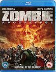 Zombie Apocalypse (Blu-ray, 2012)