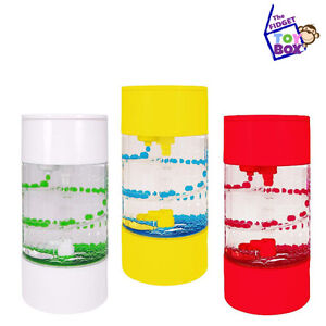 Drip Liquid Motion visually calming water timer sensory toy autism special needs
