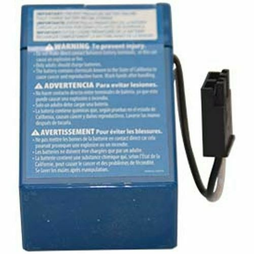 REPLACEMENT BATTERY FOR FISHER PRICE HARLEY DAVIDSON LIL MOTORCYCLE 74230 6V