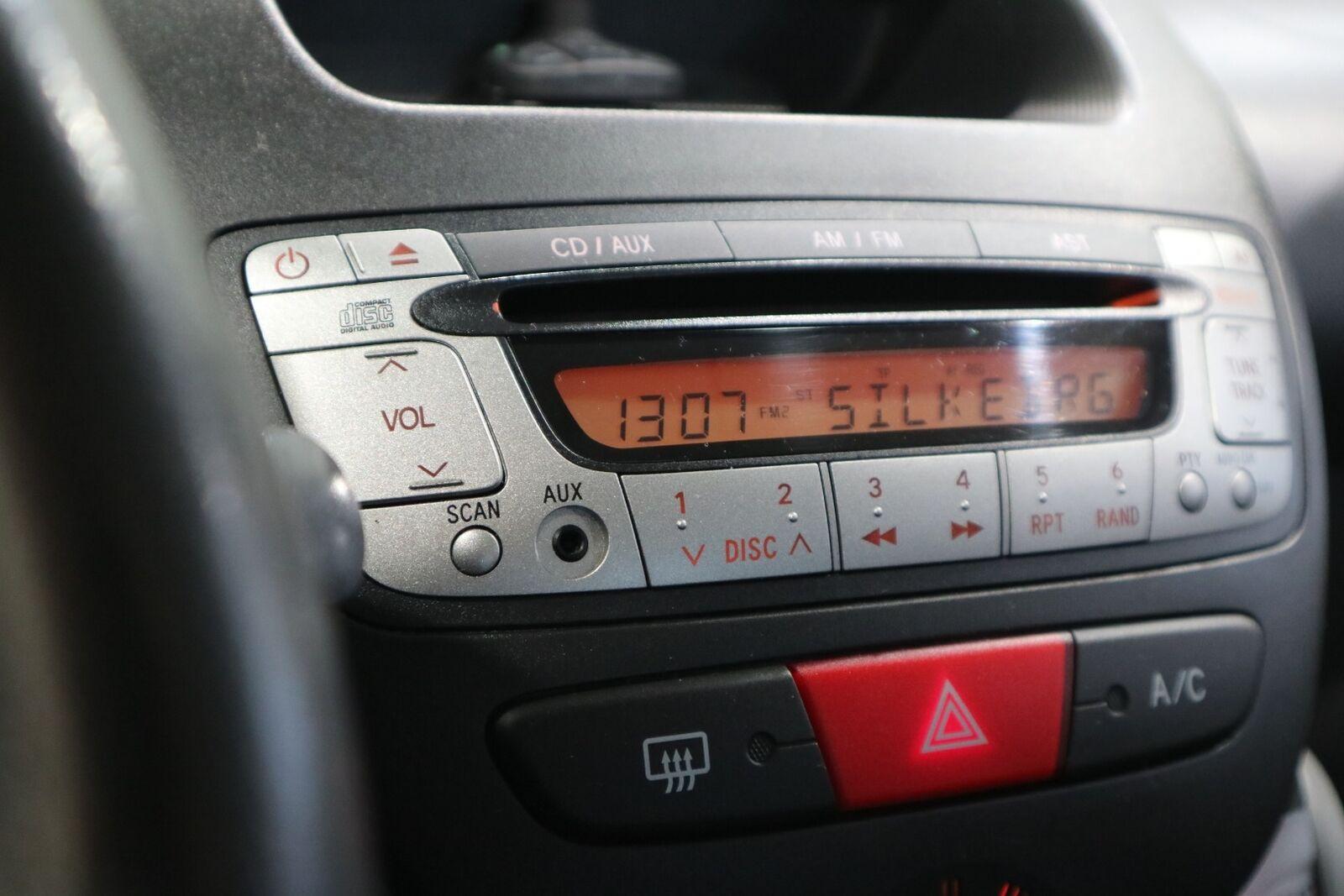 Peugeot 107 1,0 Cool - billede 4