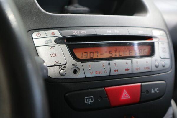 Peugeot 107 1,0 Cool billede 4
