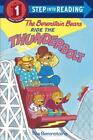Step into Reading: The Berenstain Bears Ride the Thunderbolt by Jan Berenstain and Stan Berenstain (1998, Paperback)