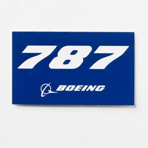 Boeing-787-blue-Aufkleber-Boeing-Sticker-original-Boeing-Merchandise-NEU-10x5-5