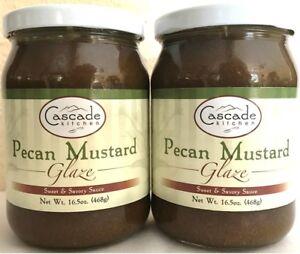 Pecan-Mustard-Glaze-2-Pack-16-5-oz-Jars