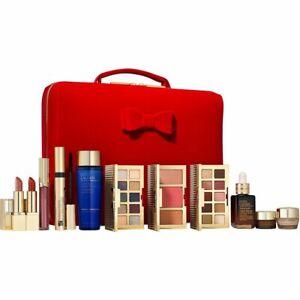 2020 Estee Lauder 32 Beauty Essentials Skincare & Make Up Gift 13 Pc Set NEW