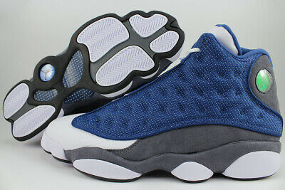 best sneakers bfd27 5f37d AIR JORDAN 13 XIII RETRO FRENCH BLUE FLINT GRAY AUTHENTIC DS 2010 MENS SIZE  10.5