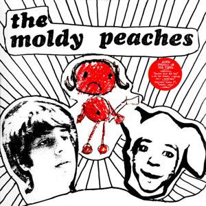 LP-THE-MOLDY-PEACHES-RED-VINYL-SINGLE-ADAM-GREEN