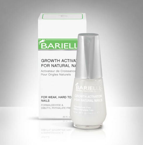 Barielle Growth Activator for Natural Nails .5 oz.