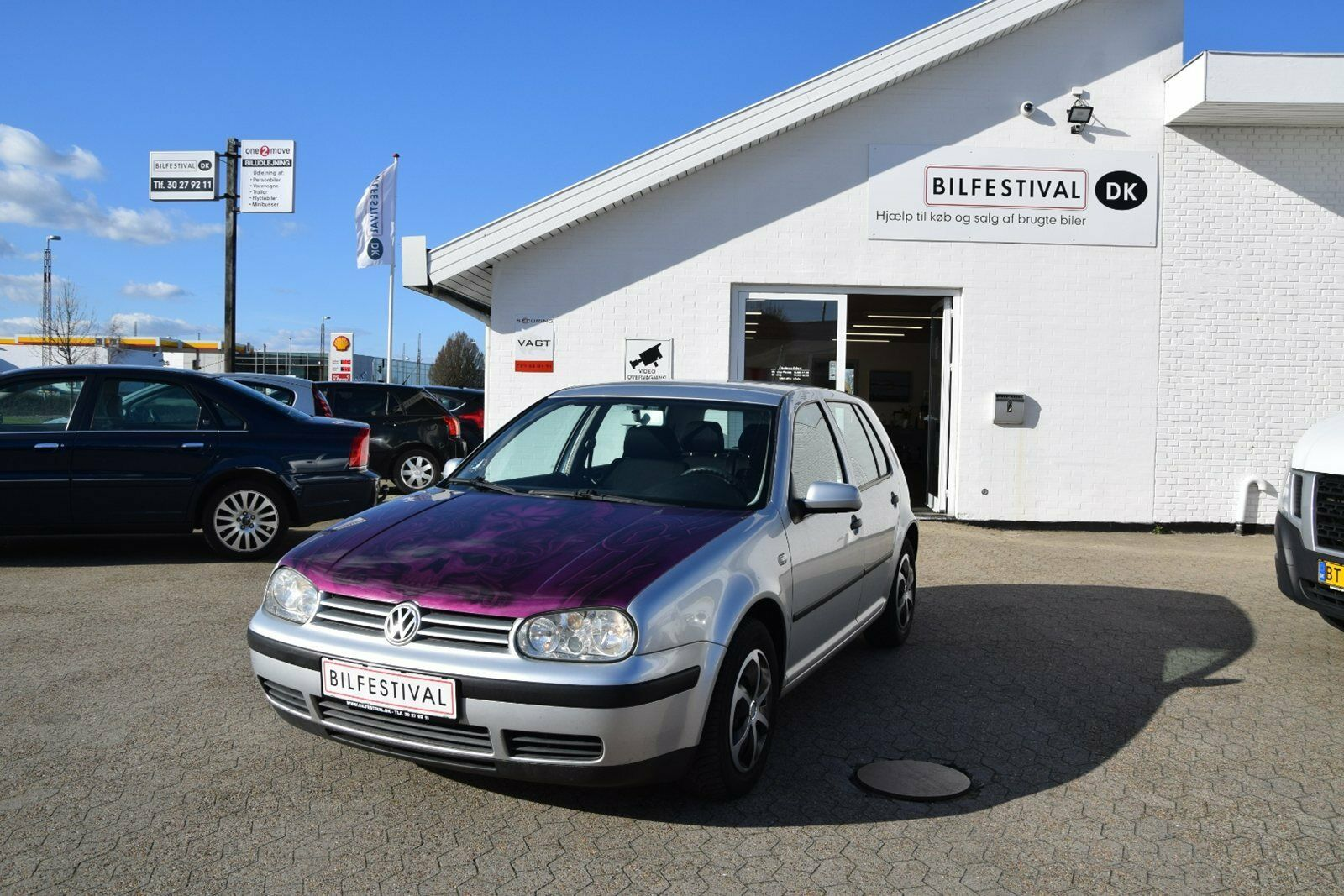 VW Golf IV 1,6 Trendline aut. 5d