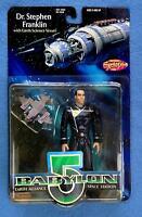 Toy Rocket Babylon 5 > Dr. Stephen Franklin Action Figure Toys