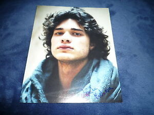 LOUKA-MELIAVA-signed-autograph-In-Person-8x10-20x25cm-french-young-actor