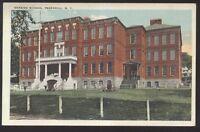 Postcard PEEKSKILL  New York/NY  Oakside School Campus Building view 1910's