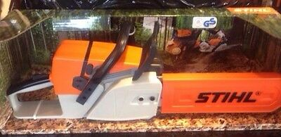 KID's *STIHL TOY CHAINSAW* Realistic Sounds & Movement **SALE**GREAT GIFT IDEA
