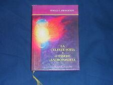 Prokofieff La celeste sofia o l'essere antroposofia Arcobaleno