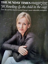 THE SUNDAY TIMES Magazine.JK ROWLING Eugene Cernan NEW