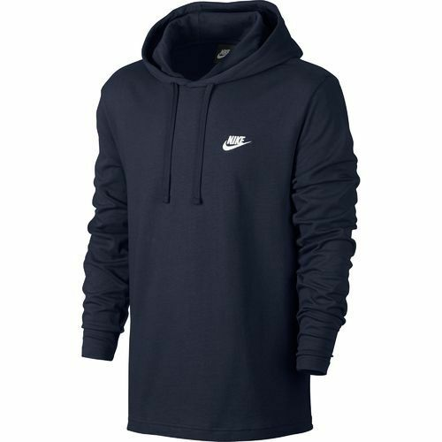 Nike Men's NSW PO Jersey Club  Hoodie, bluee, 807249-451, New with Tags  the lowest price