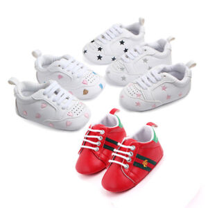 New-Baby-Shoes-Boy-Girl-Soft-Crib-Infant-Toddler-Newborn-Babe-Prewalker-Sneaker