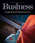 Business: Its Legal, Ethical, and Global Environment by Marianne M Jennings (Hardback, 2011)