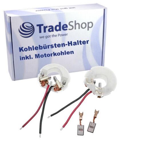 2x Kohlebürsten-Halter für Hilti Schrauber SF 14-A SF14-A ersetzt 2042534