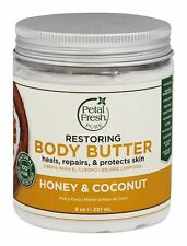 Petal Fresh - Body Butter Honey & Coconut - 8 oz.