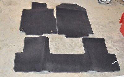 Honda Genuine 83600-T0A-A01ZA Floor Mat Set Mocha Gray