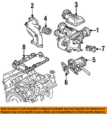 Genuine Ford Idle Speed Control F67Z-9F715-BB
